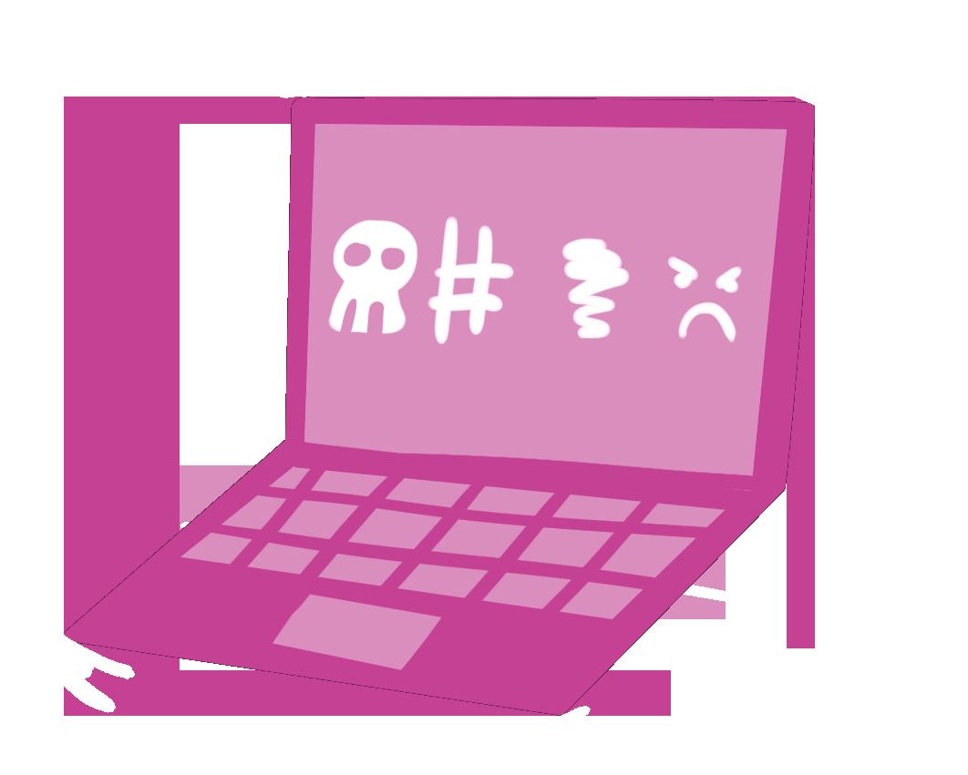 Hjälp vid näthat och kränkningar på nätet