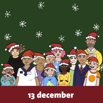 13 december