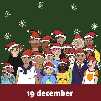 19 december