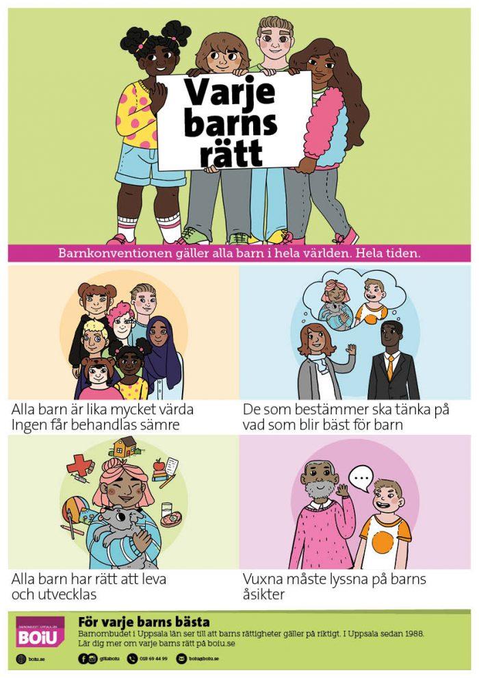 principerna a3-affisch