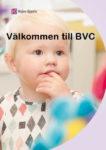 Folder till barnet om 18-månadersbesök på BVC
