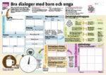 Dialogkartan - planera bra dialoger med barn och unga