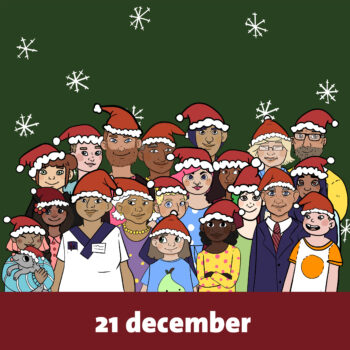 21 december